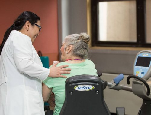 Top Three Benefits of Physical Therapy for Seniors