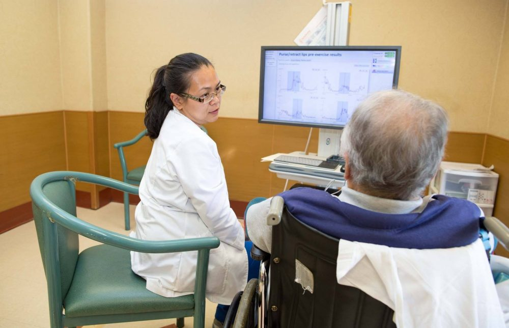 outpatient speech therapy activities rehab and nursing home rehabilitation forest hills