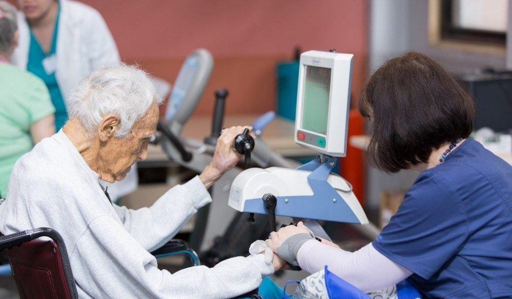 physical therapy nursing home in forest hills queens