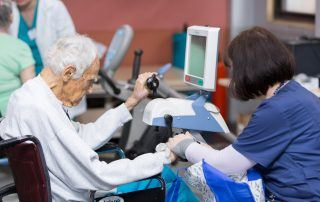physical therapy for pain relief rehab rehabilitation nursing home queens forest hills new york