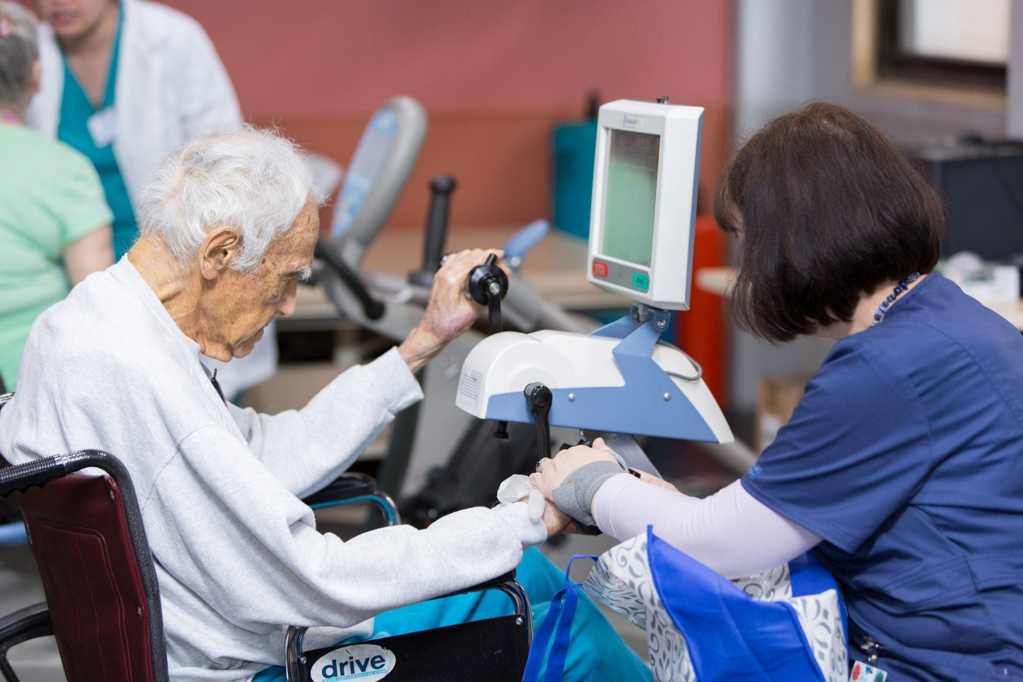 physical therapy for pain relief rehab nursing home forest hills