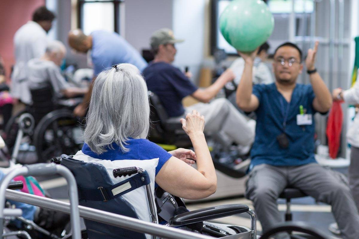 neurological diseases rehab nursing home queens ny forest hills