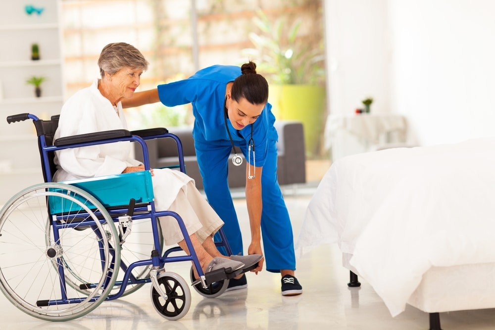 After surgery care facilities at Fairview rehab and nursing home