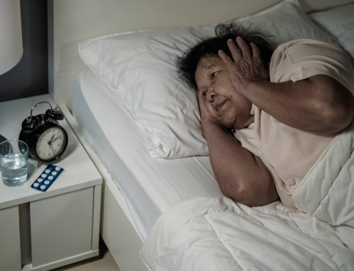 What You Should Know About Elderly Sleep Disorders