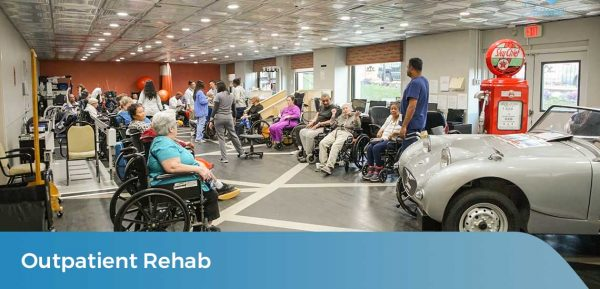 Outpatient Rehab in Forest Hills Queens New York NY