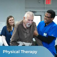 At Fairview Rehab & Nursing home we provide best physical therapy