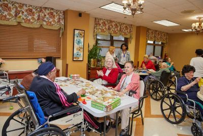 physical & occupational therapies at fairview rehab & nursing home