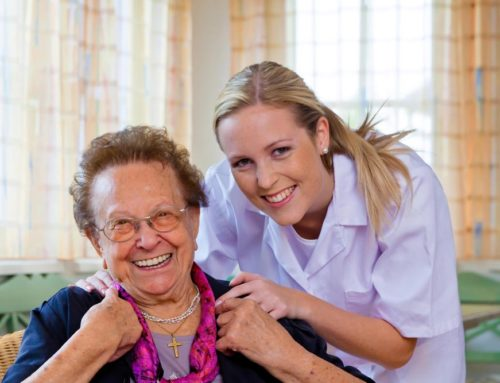 Post-Surgery Care In A Nursing Home