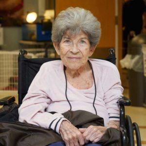 Shirley Metzger, Fairview patient