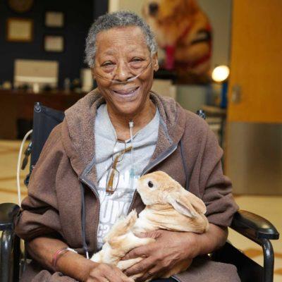 Alona Dorsey, Fairview patient