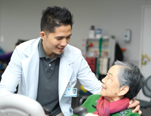 Fast Wound Treatment: How Can Nursing Homes Help?